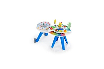 Trotteur Baby Einstein - table activité/trotteur - around we go