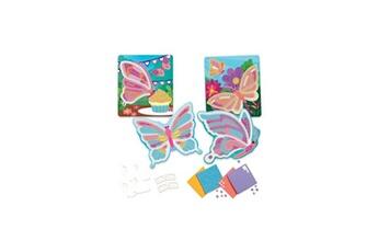 Autres jeux créatifs ORB Orb mosaiques autocollantes papillons