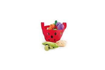 Jeux d'imitation Hape Panier de legumes pour enfant