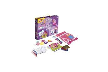 Autres jeux créatifs Joustra Joustra - créabox princesse - un coffret créatif des petites princesses avec plein d'activités !
