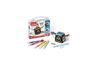 Autres jeux créatifs Maped Maped creativ - mini box - coloriage velours a construire