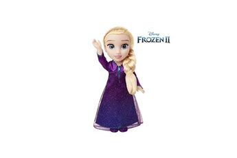Poupées AUCUNE Reine des neiges 2 poupée elsa chantante - 38 cm