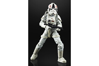 Figurine Hasbro France Figurine star wars 40e anniversaire - the black series - at-at driver figure