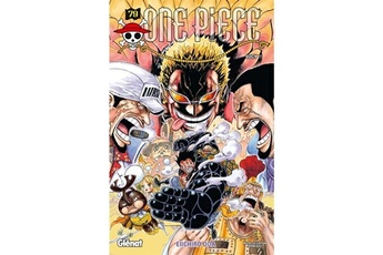 Figurine Hachette Livre Rattachement Manga - one piece - edition originale tome 79