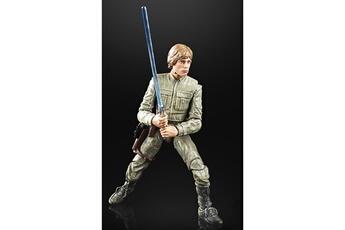 Figurine Hasbro France Figurine star wars 40e anniversaire - the black series - luke skywalker bespin