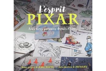 Figurine Media Diffusion Livre - funny - l'esprit pixar