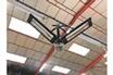 Veito Lustre chauffage infrarouge suspendu a telecommande 5000 w, farlustreaero2tel photo 2