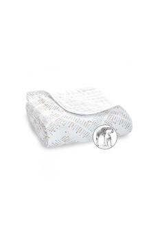 Linge de lit bébé Aden And Anais Aden and anais - aden + anais couverture de rêve - dream blanket hear me roar