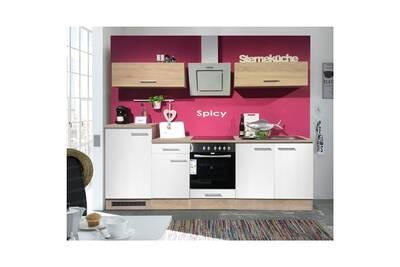 Meuble De Cuisine Azura Home Design Ensemble Cuisine Esnek 270 Cm