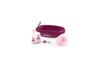 Poupées SMOBY Smoby baby nurse set baignoire poupon - 8 accessoires