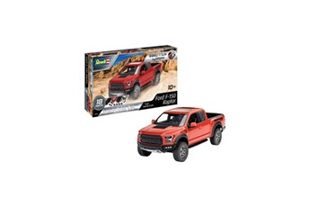 Véhicules miniatures REVELL Revell easy-click 2017 ford f-150 raptor 07048 maquette plastique