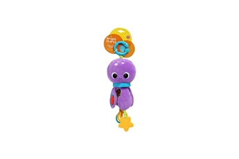 Peluches BRIGHT STARTS Bright starts poulpi la peluche twirly whirly octopus