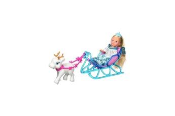 Peluches SIMBA Simba evi love poupée enfant princesse des glaciers