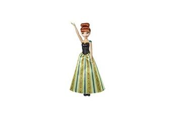 Poupées Hasbro Disney la reine des neiges ? Poup?e princesse disney anna chantante (fran?ais) - 30 cm