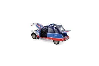 Véhicules miniatures Norev Norev voiture de collection 1:18 citroën 2cv 6 1976 basket