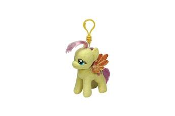 Peluches Ty Ty - mon petit poney peluche porte clé fluttershy - 11 cm