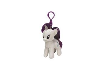Peluches Ty Ty - mon petit poney peluche porte clé rarity - 11 cm