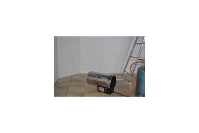 Chauffage soufflant Rothenberger Rothenberger générateur d'air chaud - roturbo 19000 - argent