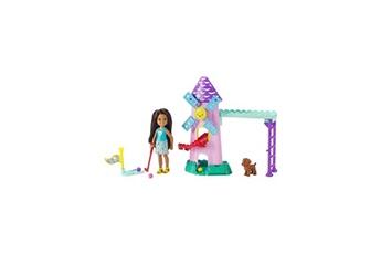 Poupées Mattel Barbie - barbie chelsea coffret mini-golf - 3 ans et +