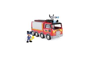 Véhicules miniatures IMC TOYS Mickey camion de pompier avec fonction imt