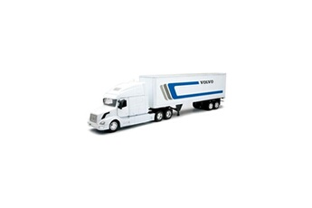 Véhicules miniatures New Ray New ray camion volvo conteneur - miniature - 1/32° - 55 cm