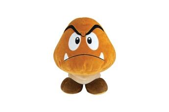 Peluches Tomy Mario kart - peluche mocchi-mocchi mega goomba 32 cm