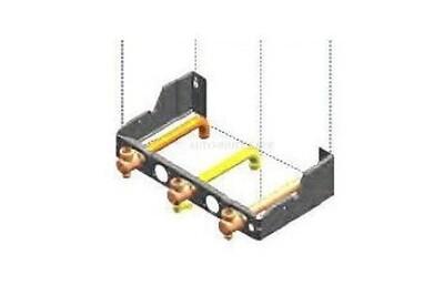 Accessoires chauffage central Elm Leblanc Dos gs5 - dosseret standard 1ère installation sans ballon pour egalis 14 et 24 kw