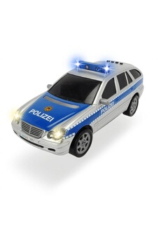 Véhicules miniatures Dickie Dickie 203714005 - police operation, voiture