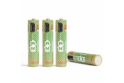 Pile rechargeable Livoo Feel Good Moments Set de 4 piles aaa rechargeables livoo tec605