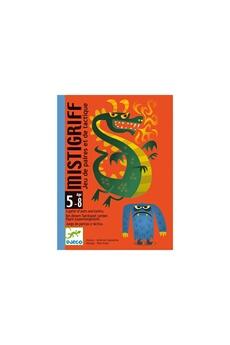 Figurines personnages Djeco Djeco dj05142 - mistigriff - jeu de paires et de tactique