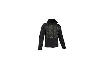 Accessoires de déguisement Alpexe Bering blouson moto drift - noir camouflage - taille l50-52