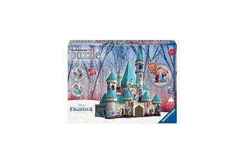 Puzzles Alpexe Ravensburger - la reine des neiges 2 puzzle 3d château de la reine des neiges 216 pieces