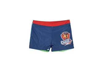 Accessoires déguisement Alpexe Paw patrol maillot de bain boxer garçon 85% polyester/15 % elasthanne bleu - taille 3 ans