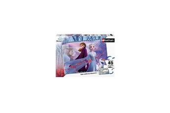 Puzzles Alpexe Nathan - la reine des neiges 2 puzzle 45 pieces