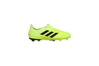 Accessoires Baby foot Alpexe Adidas performance chaussures de football copa 19.1 fg j - enfant - jaune/noir - taille 35.5
