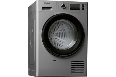 Sèche linge Whirlpool Sèche-linge pompe à chaleur avec condenseur 60cm 9kg a++ silver - whirlpool - awz9hps