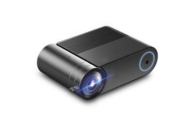 Vidéoprojecteur AUCUNE Nouveau projecteur 1080p home cinéma usb hdmi av sd mini portable hd led   Darty