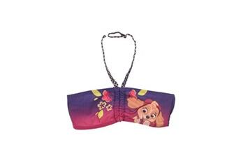 Accessoires déguisement Alpexe Paw patrol maillot de bain 2 pieces fille 85% polyester 15% elasthanne violet - taille 3 ans