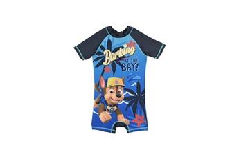 Accessoires déguisement Alpexe Paw patrol combinaison de bain garçon 88% polyester/12%elasthanne bleu - taille 3 ans