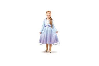 Déguisements Alpexe Disney princesse la reine des neiges 2 - d?guisement classique elsa - taille 3/4 ans