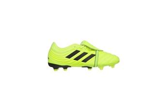 Accessoires Baby foot Alpexe Adidas performance chaussures de football copa gloro 19.2 fg - homme - jaune/noir - taille 41.3333333333333