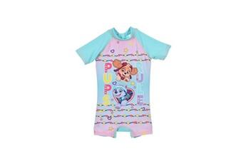 Accessoires déguisement Alpexe Paw patrol combinaison de bain fille 88% polyester 12% elasthanne bleu - taille 3 ans