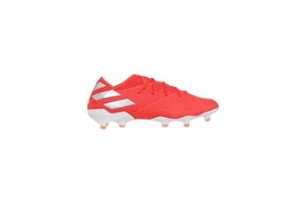Accessoires Baby foot Alpexe Adidas performance chaussures de football nemeziz 19.1 fg - enfant - rouge/argent - taille 42