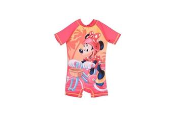 Accessoires déguisement Alpexe Minnie combinaison de bain fille 88% polyester 12% elasthanne fushia - taille 4 ans