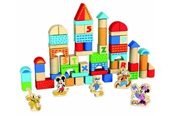 Jeux ludo éducatifs Disney Blocs de construction mickey et ses amis