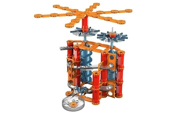 Véhicules miniatures Icaverne Vehicule a construire - engin terrestre a construire geomag gravity 330 pcs