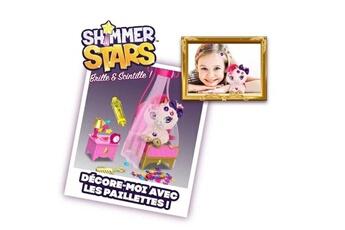 Peluches Icaverne Peluche shimmer stars la chambre de ma licorne