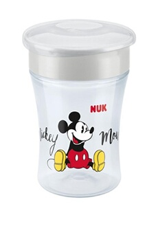 Vaisselle bébé Nuk Tasse d'apprentissage magic cup 230 ml mickey 8m+