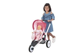 Accessoires de poupées SMOBY Poussette jogger quinny