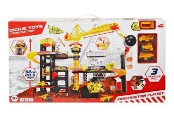 Véhicules miniatures Dickie Dickie toys set de jeu construction